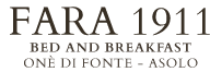 Fara 1911 | Bed and Breakfast Asolo